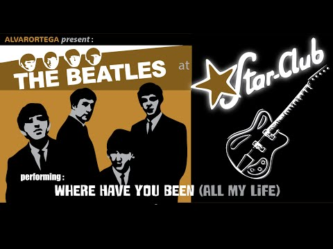 Where Have You Been (All My Life)  - The Beatles (cover) - @alvar0rtega