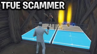 Tfue Scammer Gets Scammed For Storage! In Fortnite Save The World Pve