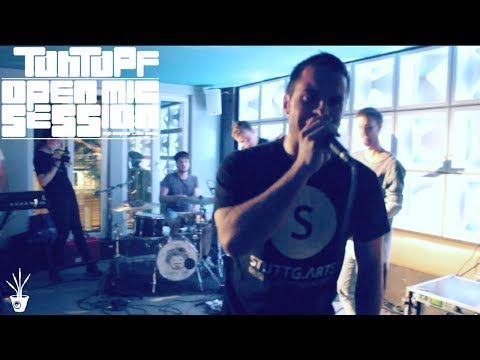 TonTopf Band feat. H-Perfect - Warte Mal (live)