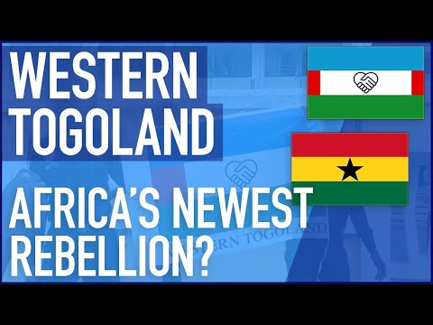 What is the WESTERN TOGOLAND issue?