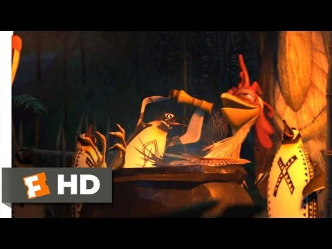 Surf's Up - Chicken Joe's Hot Tub Scene (5/10) | Movieclips