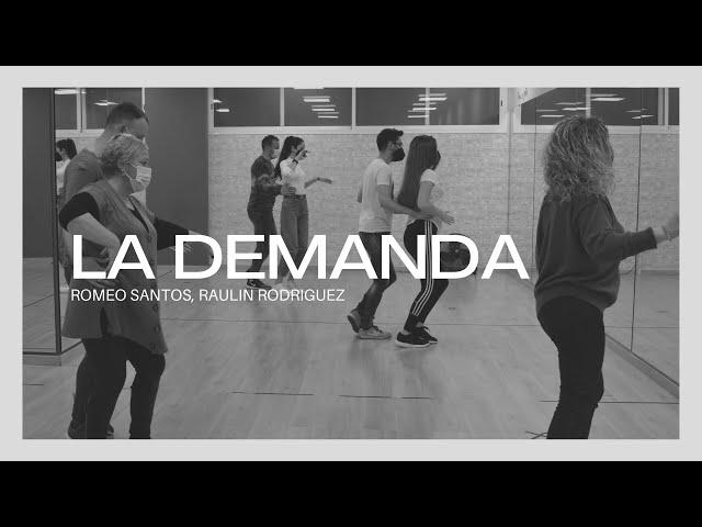 La Demanda - Romeo Santos, Raulin Rodriguez