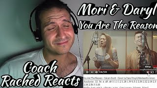 Vocal Coach Reaction + Analysis - Daryl Ong & Morissette Amon - You Are The Reason