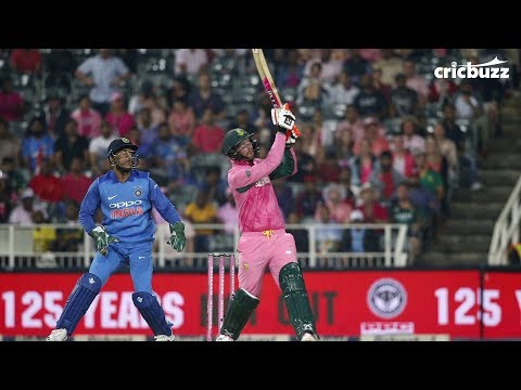 South Africa vs India, 4th ODI: As it happened