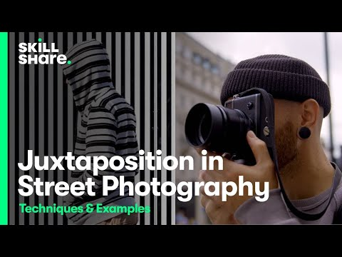 A Guide to Juxtaposition in Street Photography