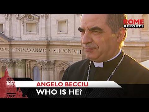 Who is Angelo Becciu?