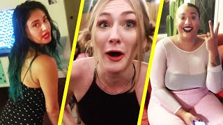CRAZY BUZZFEED HOUSE PARTY