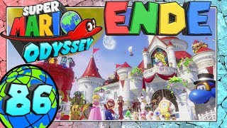 SUPER MARIO ODYSSEY Part 86: Einer langen Reise Ende - 100% Ending  + Fazit [ENDE]