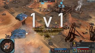Dawn of War 2: Retribution - 1v1 | RAZBEG [vs] PaperBaG