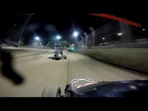Delta Speedway 10/25/19 Jr Sprint Heat 2 Cash GoPro