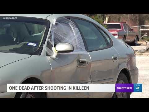Teenager Shot, Killed In Killeen