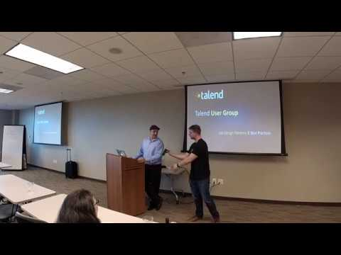 Talend Atlanta User Group - Talend Job Design Patterns and Best Practices