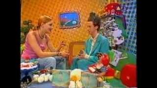 Blümchen in der Sendung Lämmermann (VIVA 5.8.1999)