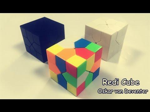 Redi Cube designed by Oskar van Deventer!