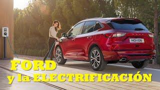 FORD Kuga 2019, SUVs y los planes eléctricos de FORD, DESVELADOS