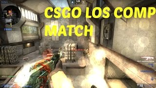 Counter-Strike: Global Offensive Competitive [LOS] League of Shadows Match