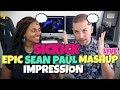 Sickick - Epic Sean Paul Mashup (Live) | IMPRESSION