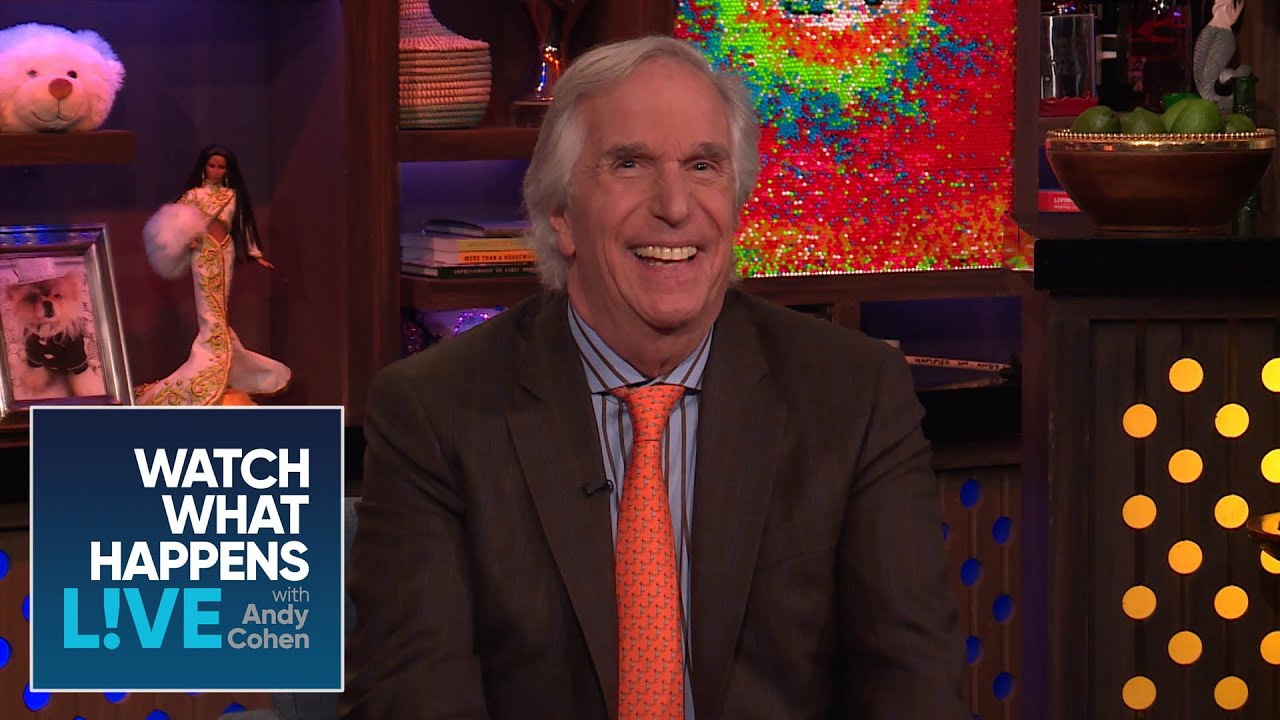 Did Henry Winkler & Tom Hanks Not Get Along? | WWHL