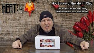 Heat Hot Sauce Shop - Hot Sauce of the Month Club