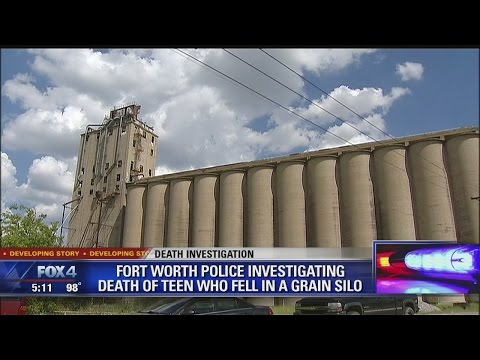 Haltom City teen girl found dead in Fort Worth grain silo