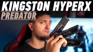 Kingston HyperX Predator: наконец-то низкий радиатор