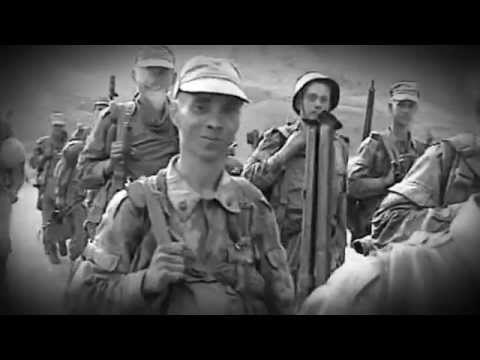 Music video Армейские песни под гитару - Под шум и взрыв гранат