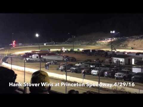 Hank Stover Wins Street Stock At Princeton Speedway