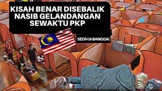 Sedih! Ini Kisah Kejayaan Malaysia Bantu Gelandangan Sewaktu C0VID-19