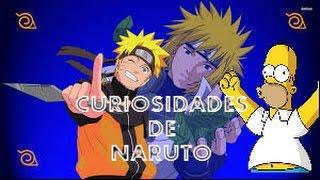 NARUTO - Curiosidades de Naruto Usumaki