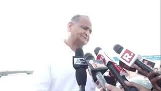Rajasthan CM Ashok Gehlot addresses media in Jaisalmer | Political Hub