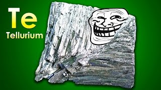 Video Tellurium - THE MOST INSIDIOUS ELEMENT ON EARTH! download MP3, 3GP, MP4, WEBM, AVI, FLV September 2018
