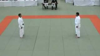 2007 KODOKAN JUDO KATA INTERNATIONAL TOURNAMENT 柔道 投の形