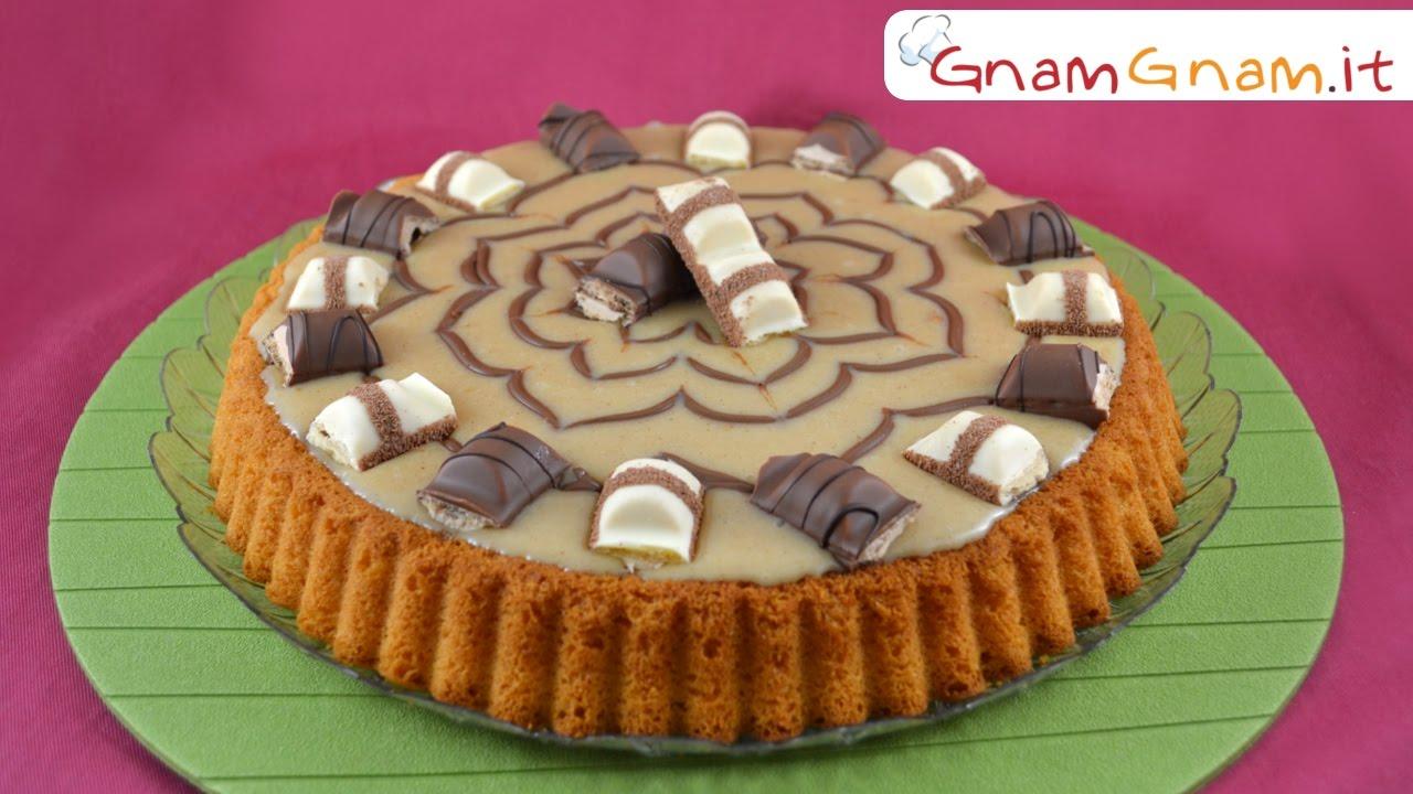 Top Torta KINDER BUENO - Gnam Gnam - YouTube DE09