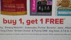Possible FREE Dog Food At PetSmart & PetSmart Coupon Policy