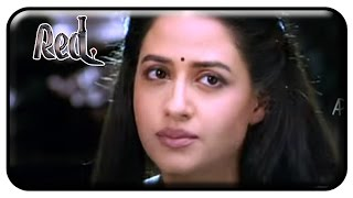 Red Tamil Movie   Scenes   Priya Gill misunderstands about Ajith   Raghuvaran   Deva