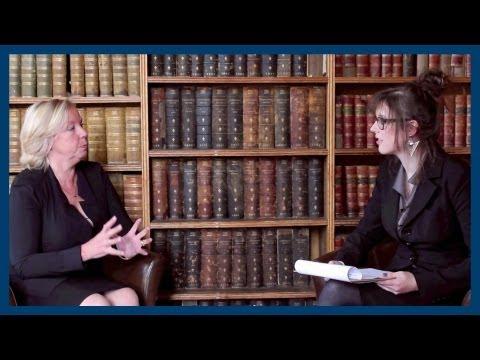 Deborah Meaden   Interview   Oxford Union