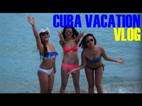 Follow Me Around Vlog: Cuba Vacation