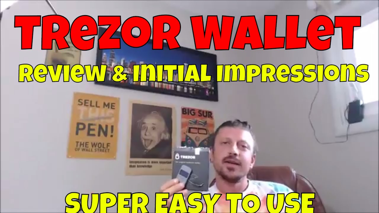 Trezor bitcoin wallet unboxing review initial impressions this is trezor bitcoin wallet unboxing review initial impressions this is super easy to use get one ccuart Choice Image