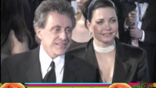 FRANKIE VALLI and wife RANDY arrive at Oscar viewing party
