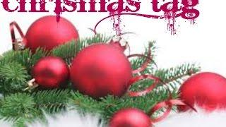 White Christmas Tag   yayamakeup   feat.LadySheyla