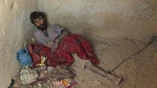 Trato inhumano a enfermos mentales en Afganistán
