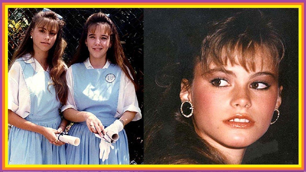 Sofia Vergara Photos Before And After Youtube
