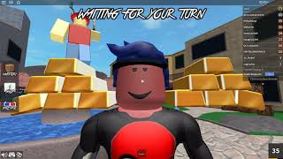 I AM THE MURDER MORE WORLD-ROBLOX ITA