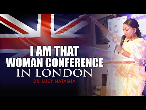 I AM THAT WOMAN CONFERENCE LONDON🇬🇧 with Oracle & Prophetess Rebecca Wright