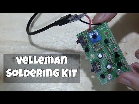 Velleman Soldering Kit MK148