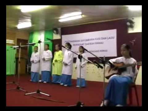 1 SMK Timbua Pesta Ko-Kurikulum Ranau 2009 (Sayembara Puisi)