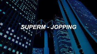 SuperM 슈퍼엠 'Jopping' Easy Lyrics