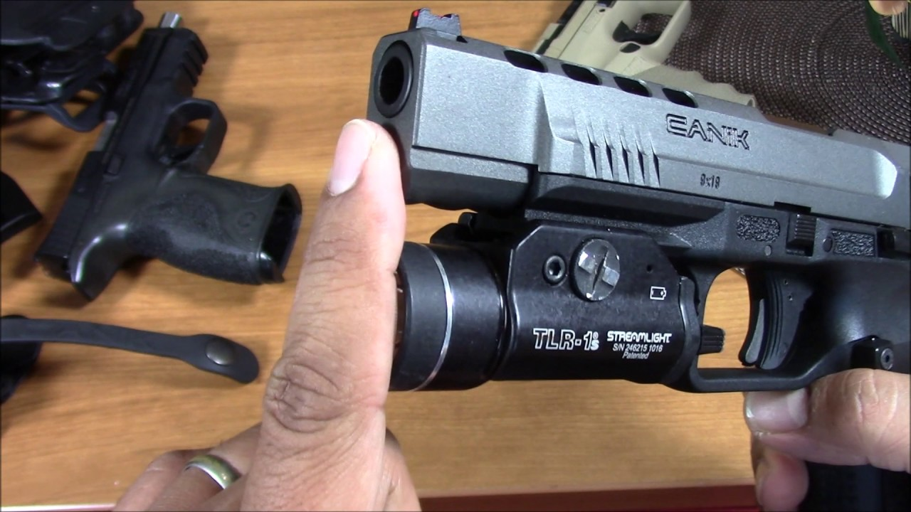 Canik TP9 20 round mags by kolton Kares