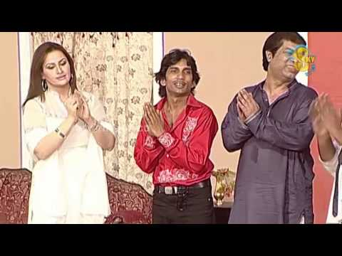 Best Of Nargis and Naseem Vicky New Pakistani Stage Drama Full Comedy Clip