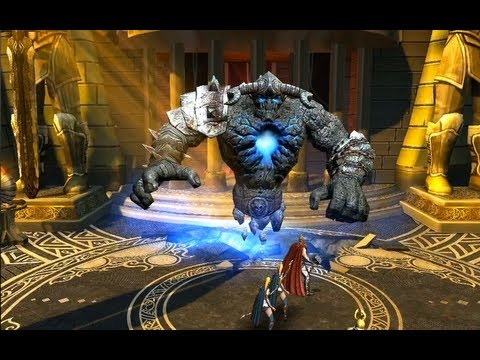 Thor: The Dark World - The Mobile Game - Teaser Trailer OFFICIAL | HD